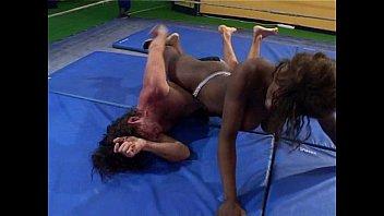dangerous girls 3 - amazon&#039_s productions wrestling - clipsforsale