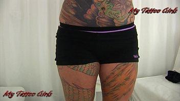 blackwidowxxx- jodi - full body tattoos.