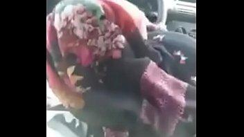 turkish hijab cuckold outdoor