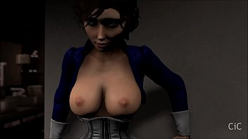 elizabeth bends over for elizabeth (bioshock)