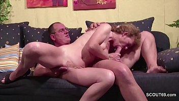 german tight mature seduce to fuck by neighbour.