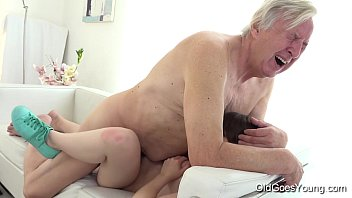 old goes young - luna rival gets fucked.