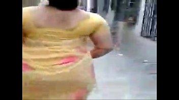indian saree ass