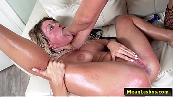 hot and mean lesbians - kissa'_s ass is.