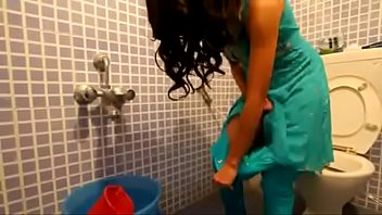 indian holding and peeing - pissing porn at.