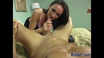 stunning babe rides a cock like.