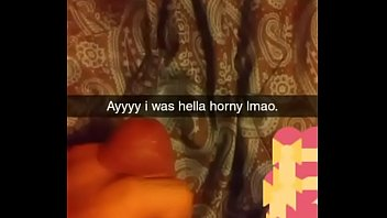 im horny just for you