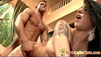 homemade latins porn-star slammed