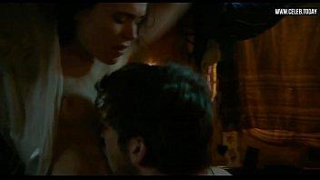 ellen page - naked sex scenes, topless.
