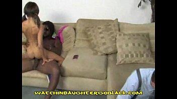 black enjoys white teen girl