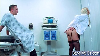 sex tape with doctor and horrny patient (brooke.
