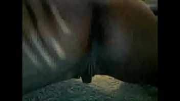 ebony babe rubs her asshole - live sluts.