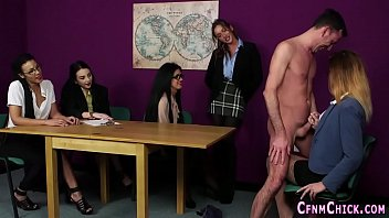 office domina jerks dork