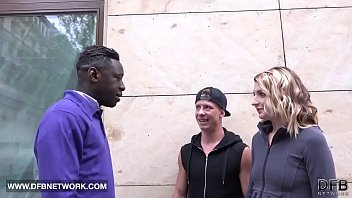 picked up black guy to fuck me and.