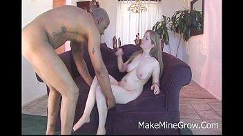 haley scott - big tits blonde take black.