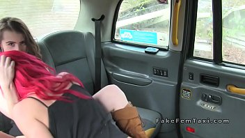 lesbian face sitting for female cab.