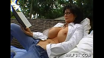 wonderful milf is getting her constricted.