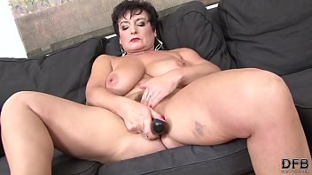 02 jessica hot granny loves black.