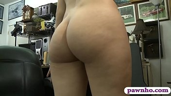 small titted blonde nailed by pawn man at.