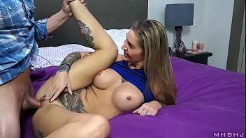 loving wife gets her pussy hammered by next.