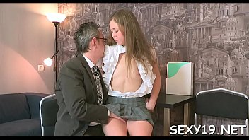 mature teachers are getting wild fellatio from sweet babe
