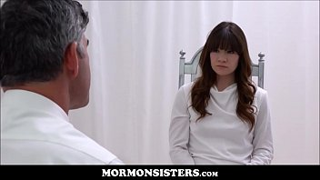 mormon brunette teen stepsister alison rey and stepbrother.