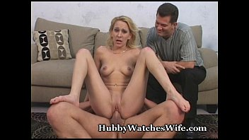 hubby watches wife&#039_s intense orgasms