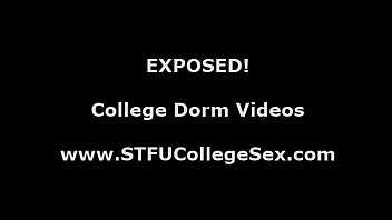 lesbian amateurs lick pussy during college.