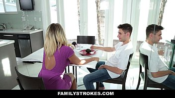 familystrokes - milf step mom fucks.