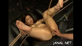 nude asian cutie gets fellow to smash her.