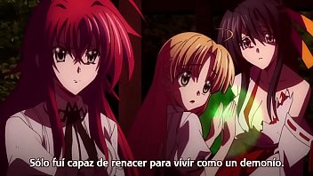 high school dxd new 5