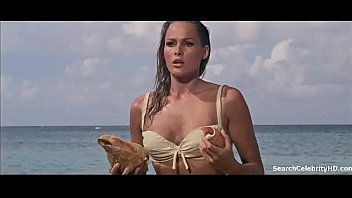 ursula andress in 1962