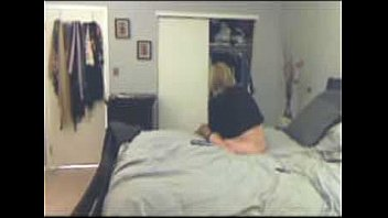 incredible. son entering in bedroom of mom caught.