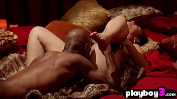 black swinger couple enjoys fucking with.
