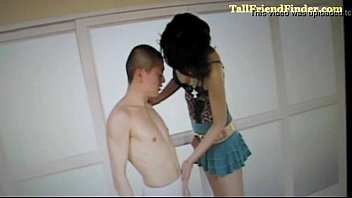 japanese tall girl fucks male