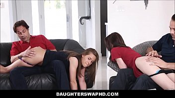 two dad'_s punish fuck each others.