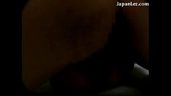 asian girl getting her pussy fucked with strapon.