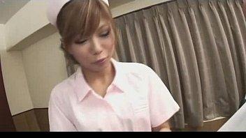 cum eating sexy nurse ito aoba gets a.