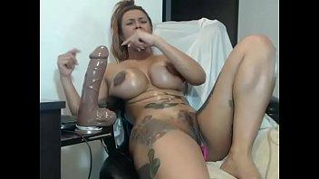 dirty latina webcam porn