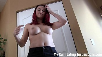 cum for me twice and eat.