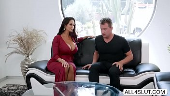 huge tits milf ava addams rides dicks and.