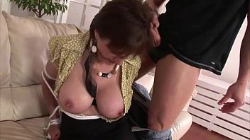 busty mature lady sonia takes cock