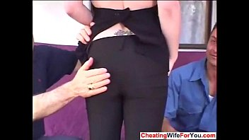 hot wife get two big dicks