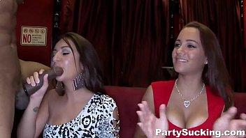 horny women break strip club rules