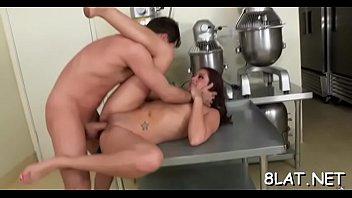 nice hotty shows off big ass