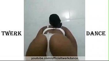 big ass sexy beautiful girls twerking.