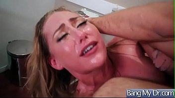 hard sex adventures with doctor and horny sluty.