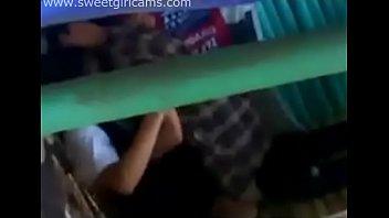 secret cam capturing couple sex scene
