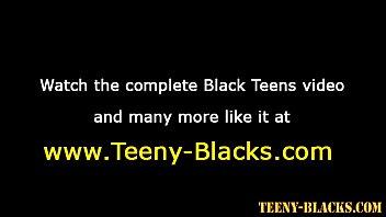 busty black teen fucked