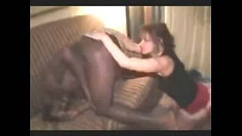 ass and ball sucking wife gets black cock treatment